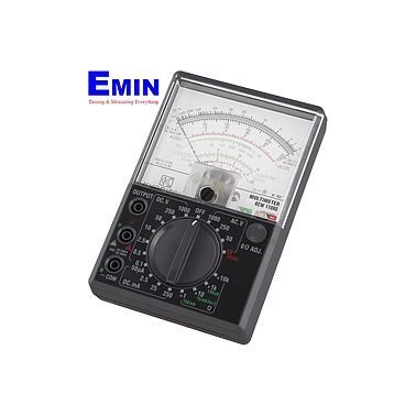Analogue Multimeters Kyoritsu 1109S