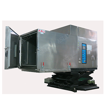 ASLI THV-1000-D Vibration and temperature test chamber
