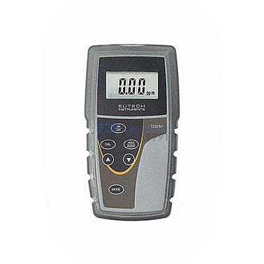 Eutech ECTDS603PLUSK Economy Handhelds (0,00~ 9,99 ppt/0,05