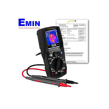 PCE HDM 15-ICA Multimeter Infrared Thermal Imager and Bluetooth Interface