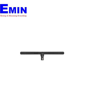 "AMS 306.06 18"" QC Rubber Coated Cross Handle"