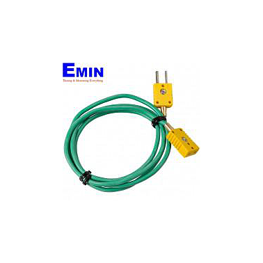 EBRO AN 144 (1343-2627) Extension cable, 2.5 m silicone, SMP