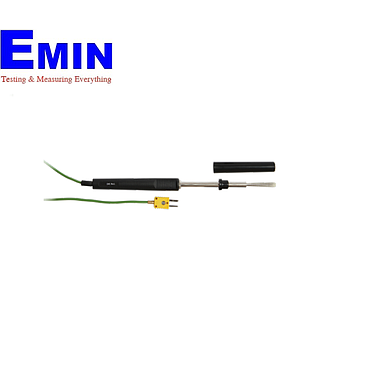 EBRO TPN 341 (1343-1015) Surface / Paddle probe with 1 m silicone cable, 40 x 7 x 0.35 mm paddle, SMP(-50~+400 ° C)