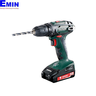 METABO BS 18 Cordless drill / screwdriver (0-1600 rpm)
