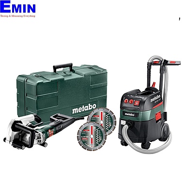 METABO MFE 40 + ASR 35 L ACP SET Mains-powered machines in a set (MFE 40 + ASR 35 L ACP)