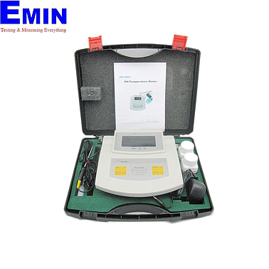 Sinotester PH-2601 Bench top pH Meter (0.00~14.00pH)