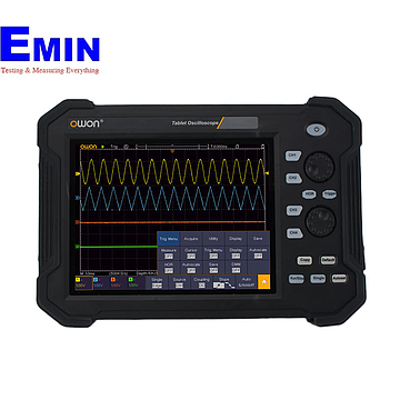 OWON TAO3104 Tablet Digital Oscilloscope (4CH, 8 bit,100MHz)